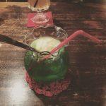 金魚鉢のグラス