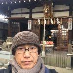 安倍晴明神社と私